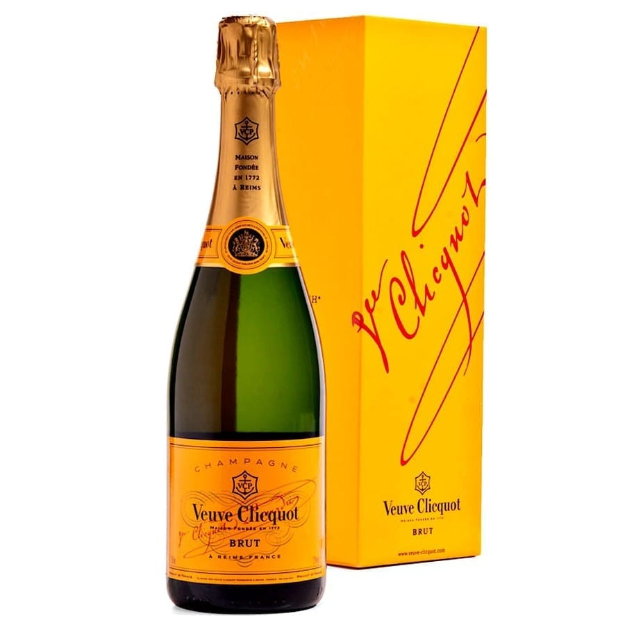 Veuve Clicquot Brut Carte Jaune Champagne NV
