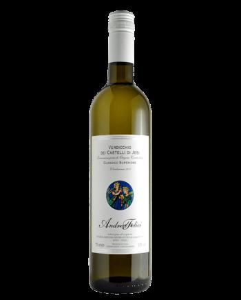 bottle of Andrea Felici Verdicchio dei Castelli di Jesi Cassico Superiore - Uncork Mexico
