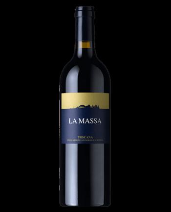 """bottle of Fattoria La Massa """"La Massa"""" Toscana - Uncork Mexico"""