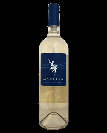 bottle of Marella Blanc de Blancs Durand Viticultura - Uncork Mexico