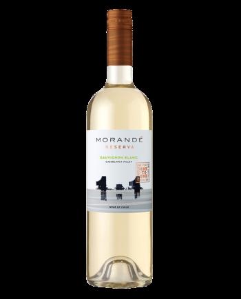 bottle of Morande Reserva Sauvignon Blanc - Uncork Mexico