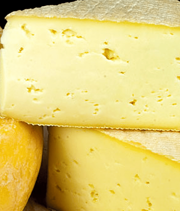 how to cut port salut cheese