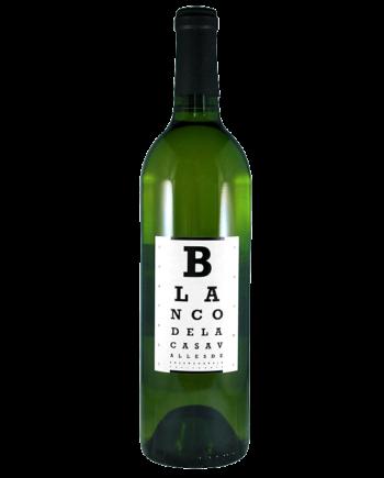 bottle of Aborigen Blanco de la Casa Sauvignon Blanc