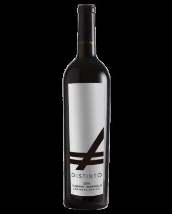 bottle of Vinos Expresion Distinto Cabernet Tempranillo