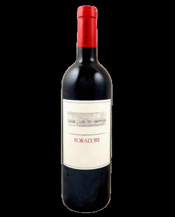 bottle of Teroldego Foradori