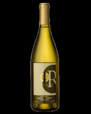 bottle of Roganto Chardonnay
