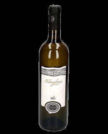 bottle Falanghina Bio Nifo Sarrapochiello Organic Wine