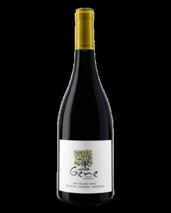 bottle Gen del Alma Gene Argentina Natural Wine
