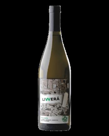 bottle Escala Humana Livvera Malvasia Natural Wine Argentina