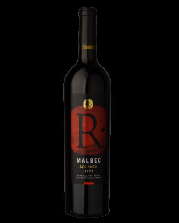 bottle Roganto Malbec Baja Wine